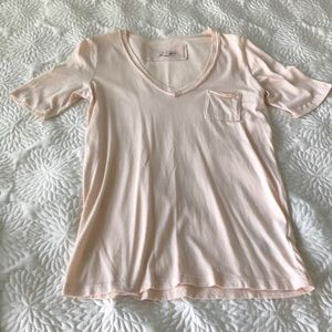 Distressed GAP T-shirt Size XS